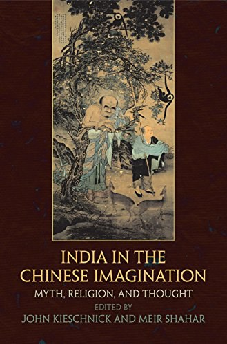 India in the Chinese Imagination