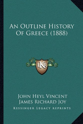 An Outline History of Greece